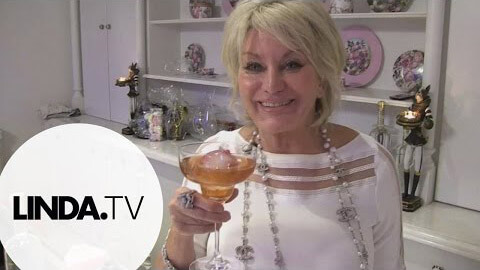 Private Chef for Marjan Strijbosch for her program in Linda.tv